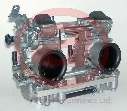 TM34-B120 XS650 3L1, 447 Carburettor, carb conversion