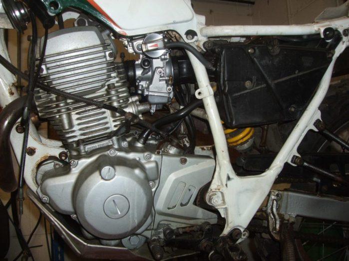 Yamaha XT225 Serrow Electric Start TM28 Carburettor Conversion Kit