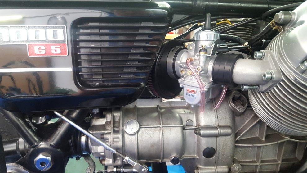 Moto Guzzi Big Twin 1000G5 VM32 Mikuni Carb Carburettor Kit
