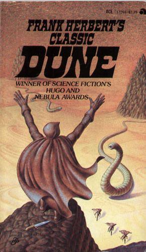 Dune, Frank Herbert, Science Fiction, Classic, Masterpiece, Bestseller