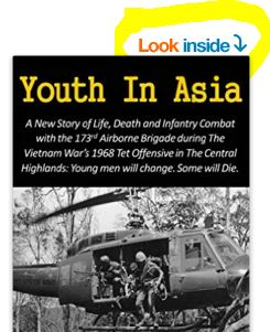 Amazon Look Inside Vietnam War Novel
