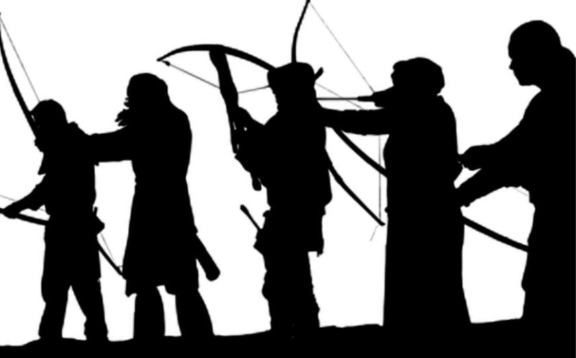 Archers, Lonely Hunter, Crossbow
