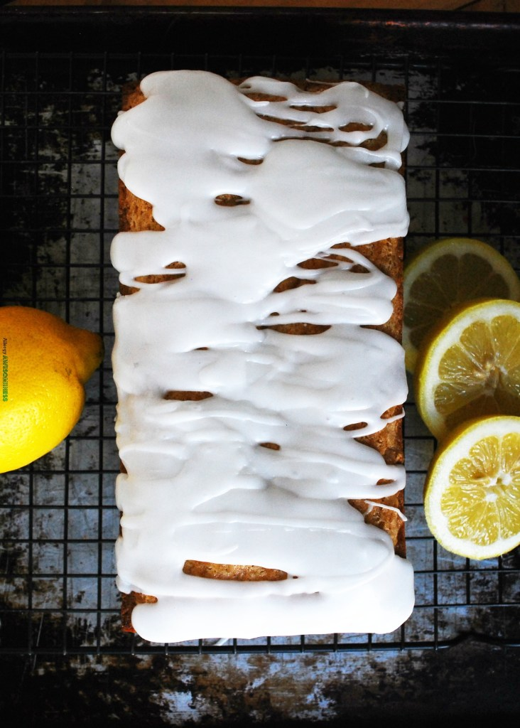 Lemon Bread Gluten-free Vegan Recipe by AllergyAwesomeness.com