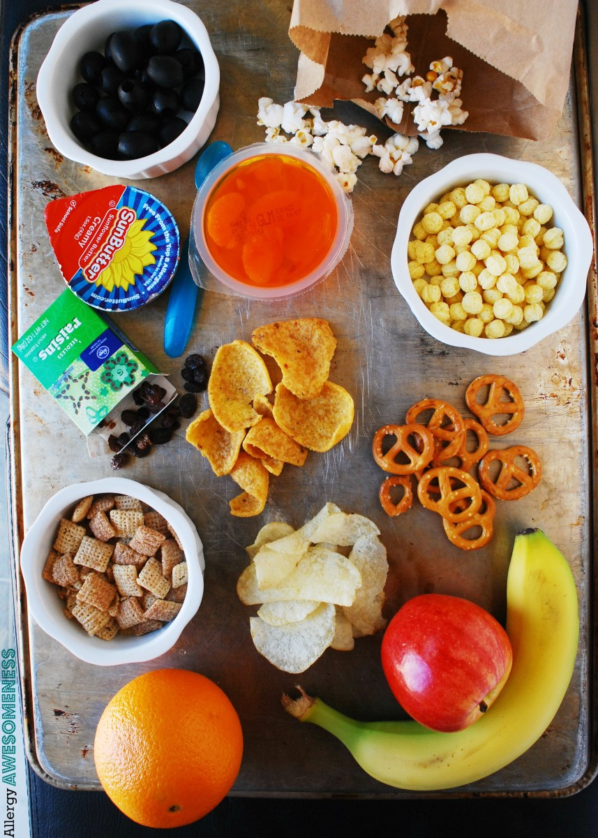 What in the World Do Your Kids Eat: SNACKS!