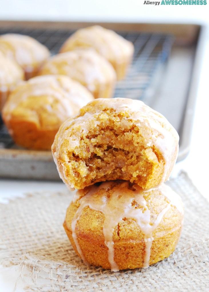 The best vegan pumpkin spice muffins
