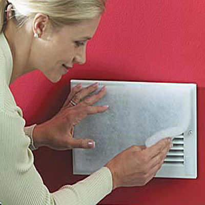 VentGuard Vent Liner Filtration Kit   Allergy Control Products