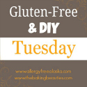 Gluten Free & DIY Tuesday