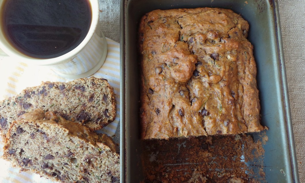 Allergy friendly Zucchini Bread