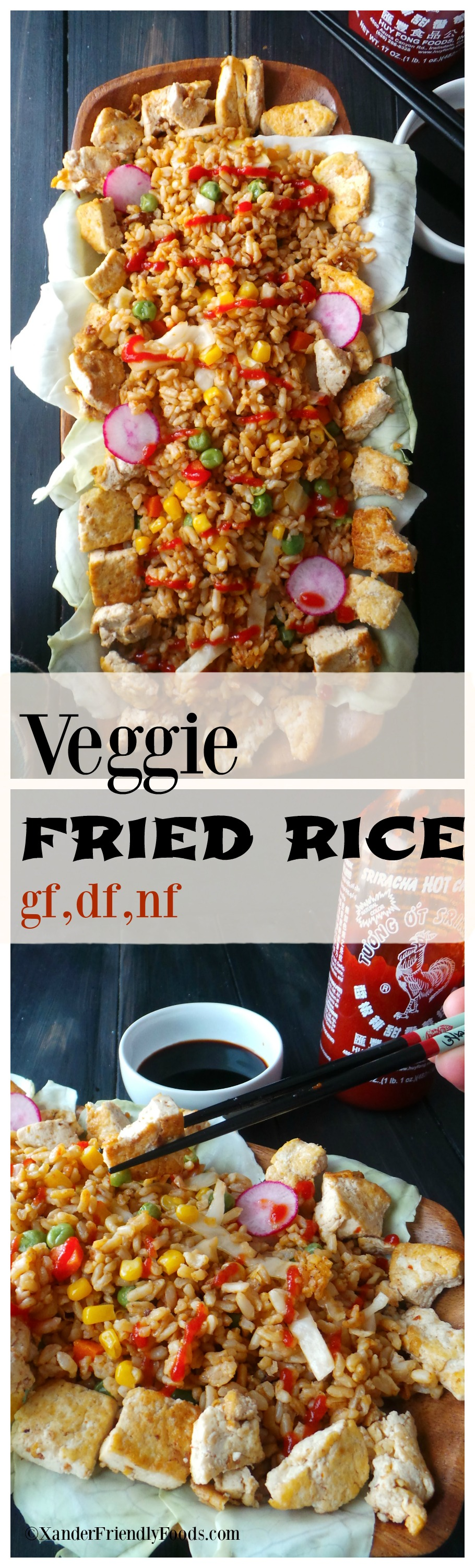 FriedRice Collage