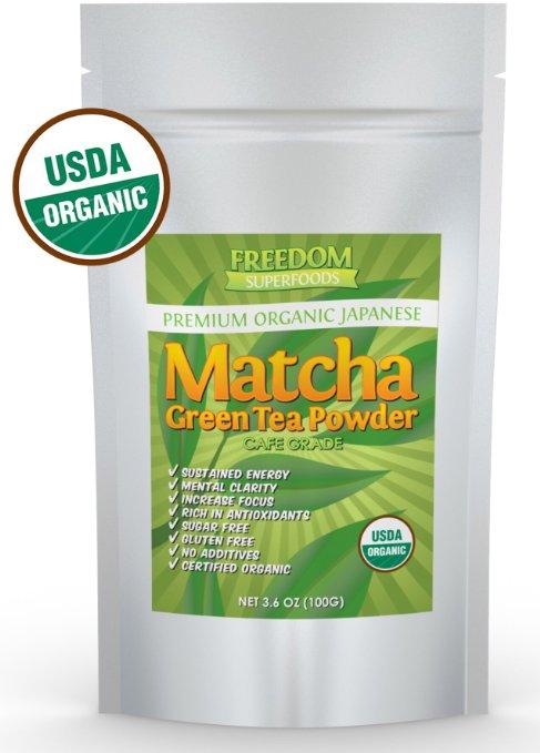 Organic Matcha Tea