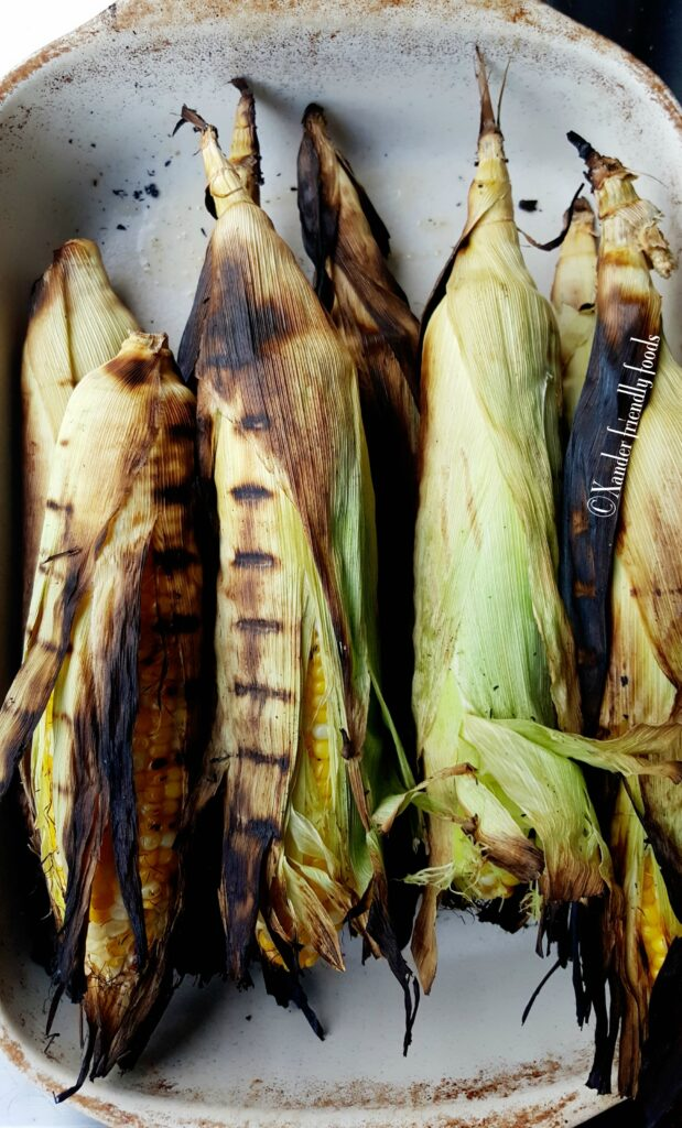 Summer Grilled Corn