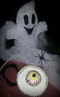 Halloween Eye Balls