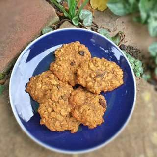 Vegan Oat and Quinoa Cookies