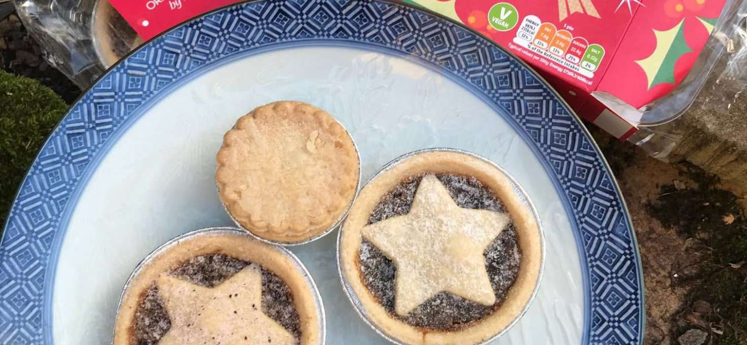 Free From Mince Pies