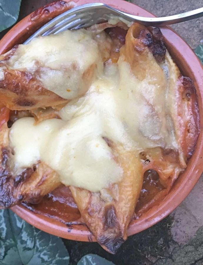 Vegan Pasta Bake