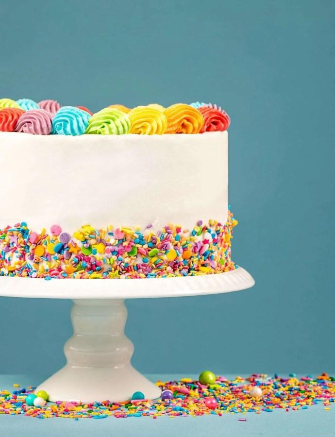Beginners Cake Decoration – Bella Cupcake