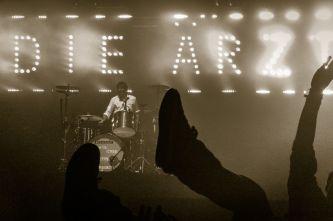 03.06.2007: Die Ärzte live beim Rock am Ring