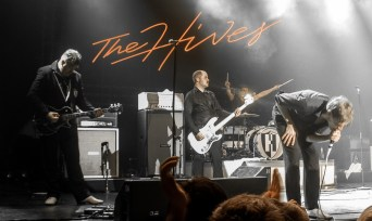 20.11.2007: The Hives live in der Columbiahalle Berlin