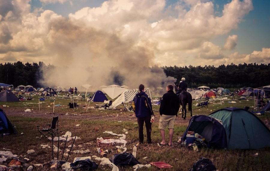 Hurricane 2009, der Montag danach