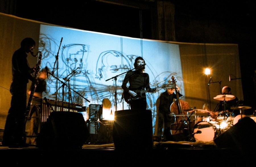 Hans Unstern live im UT Connewitz, Leipzig 2010