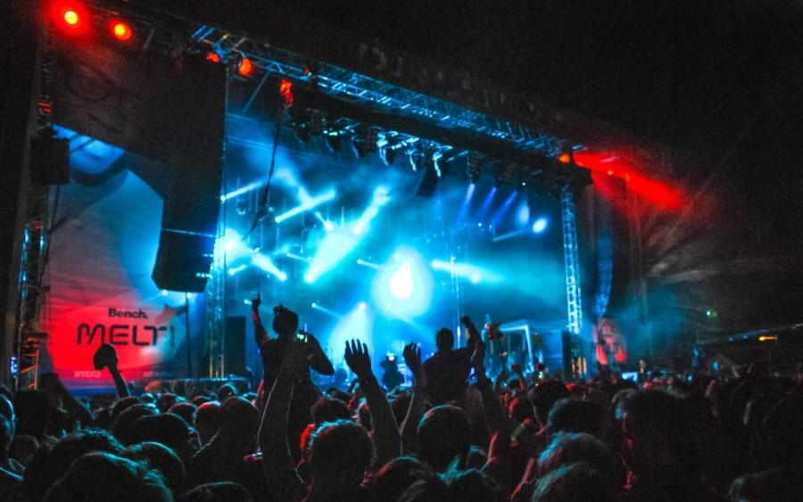 Melt! Festival 2011 Atmosphäre