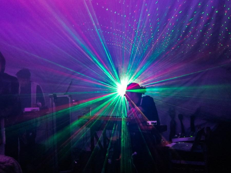 Pentatones live auf dem Auerworld Festival 2011