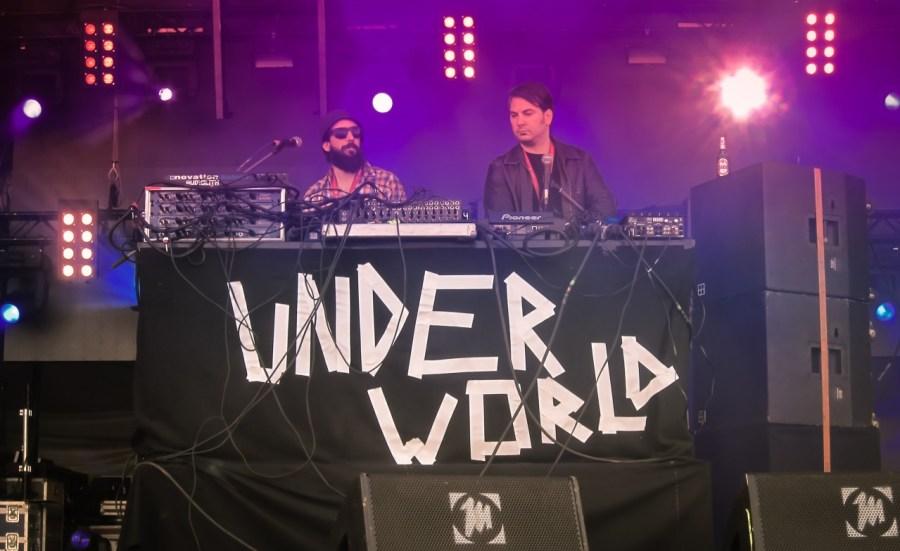 Saalschutz live auf dem Sputnik Spring Break Festival 2011