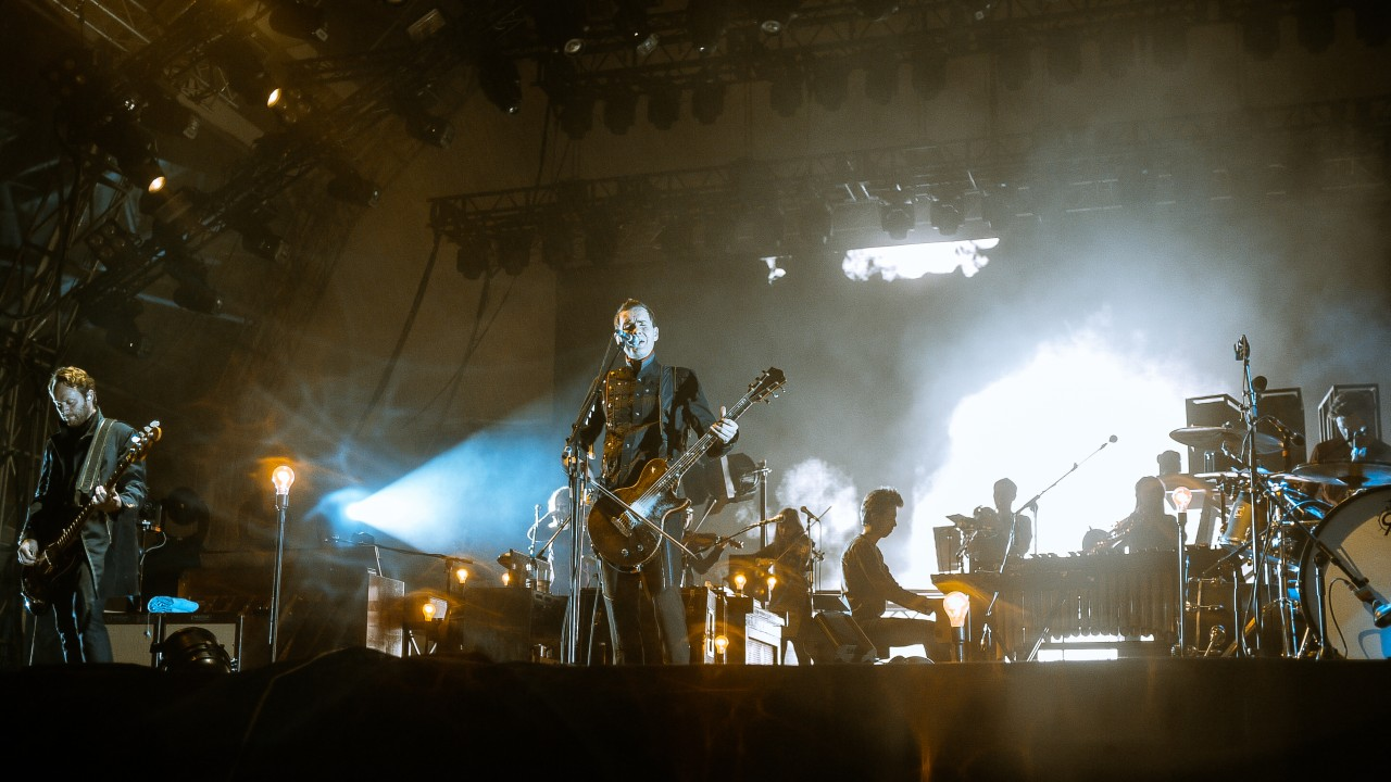 Sigur Ros live auf dem Berlin Festival 2012