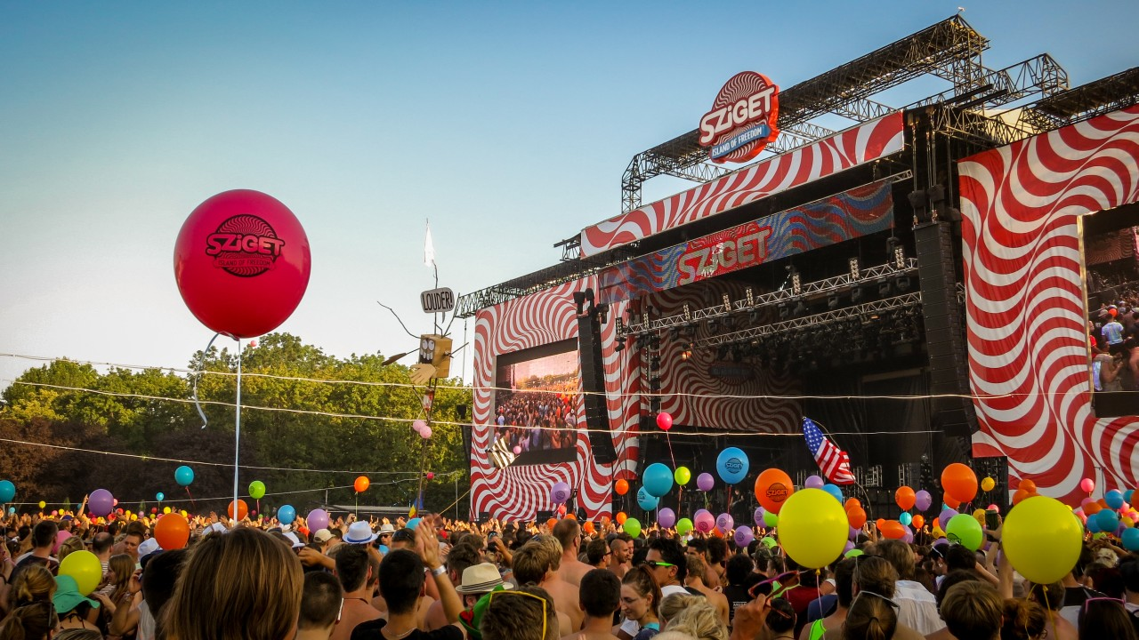 Sziget Festival 2013 Main Stage