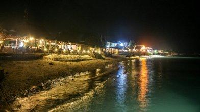 Strandpromenade von Gili T