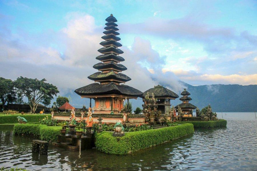 Der Tempel Pura Ulun Danu Beratan