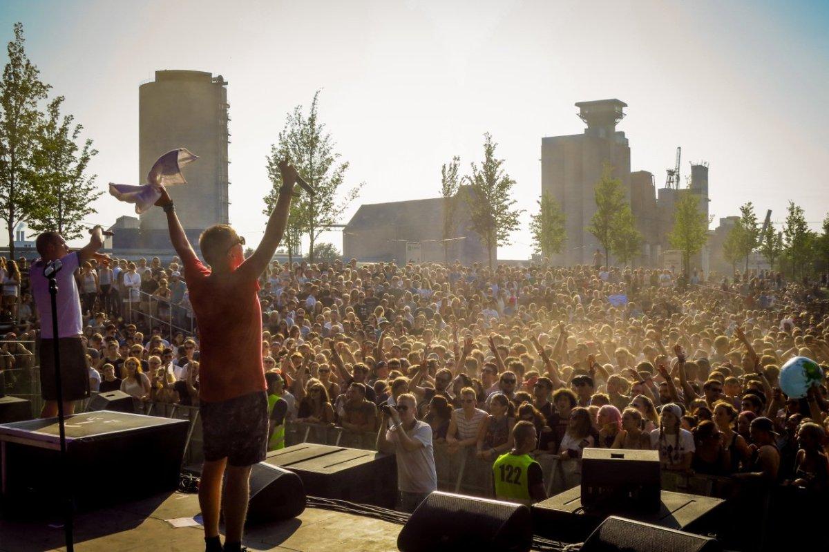 MS Dockville Festival 2015