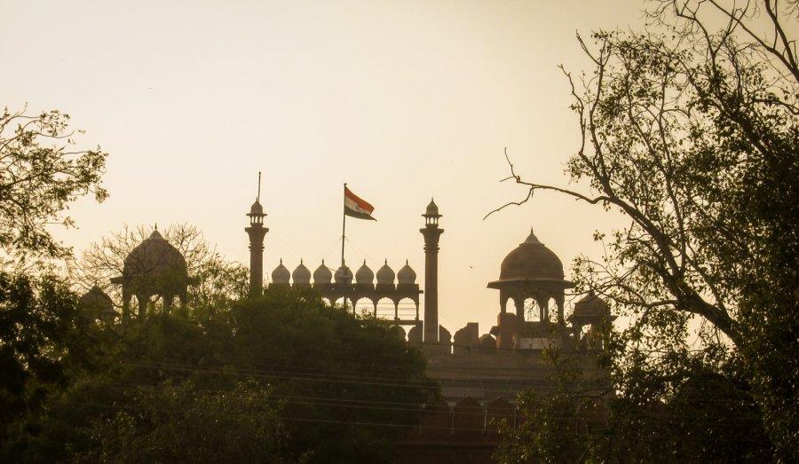 Rotes Fort, Delhi