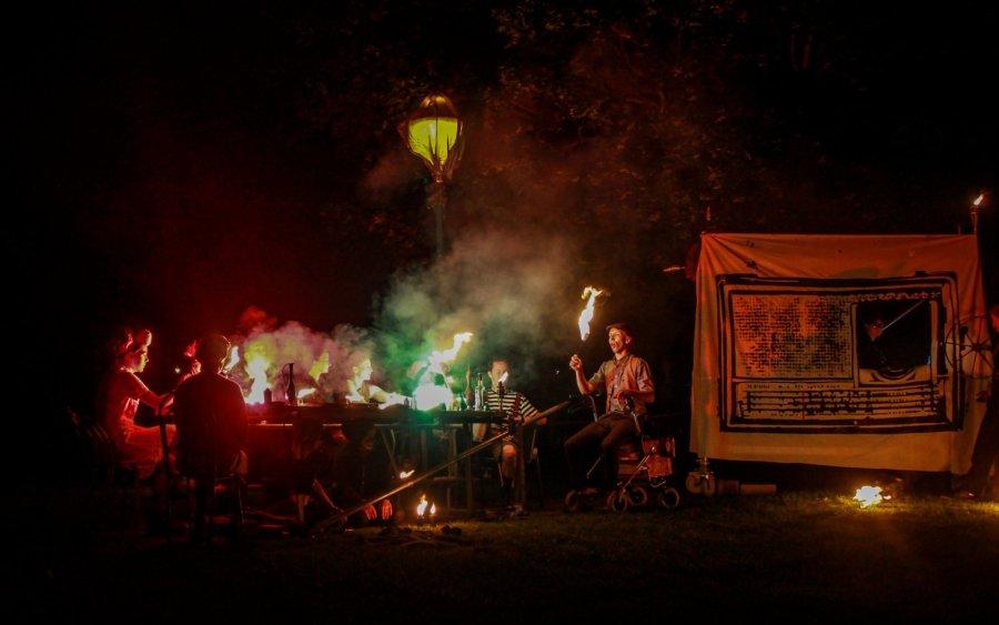 Fuego a la Isla Festival in Chemnitz