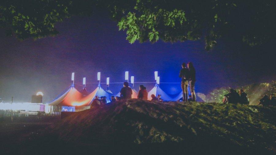 White Stage auf dem Hurricane Festival 2016