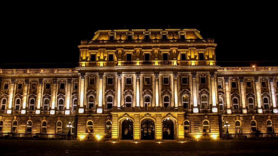 Schloss von Budapest