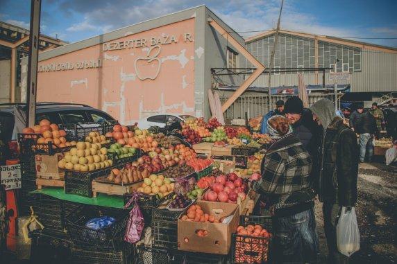 Dezerter Bazar in Tbilisi