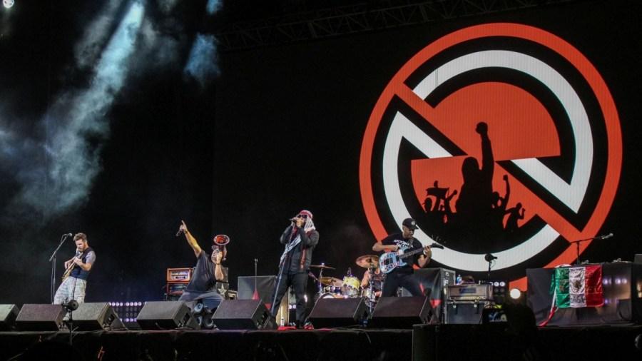 Prophets of Rage live auf dem Vive Latino Festival