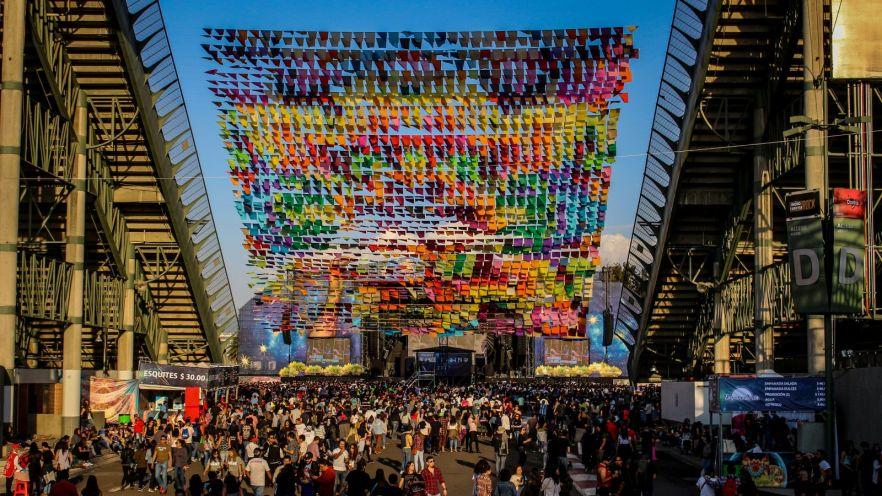 Vive Latino Festival, Mexiko