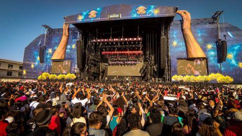 Main Stage vom Vive Latino Festival