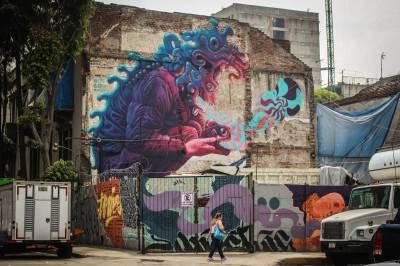 Street Art in Mexico City