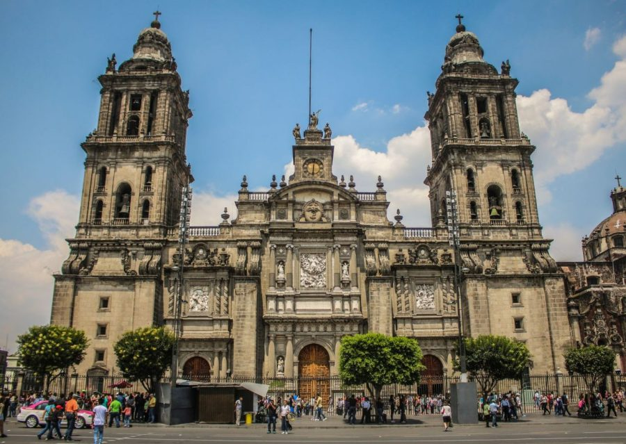 Catedral Metropolitana in Mexico City