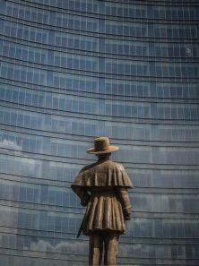 Statue in Mexico City
