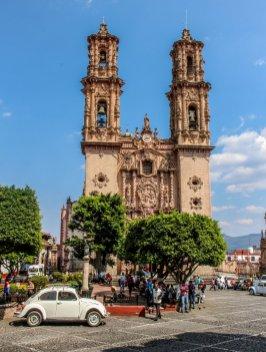 Kirche von Taxco