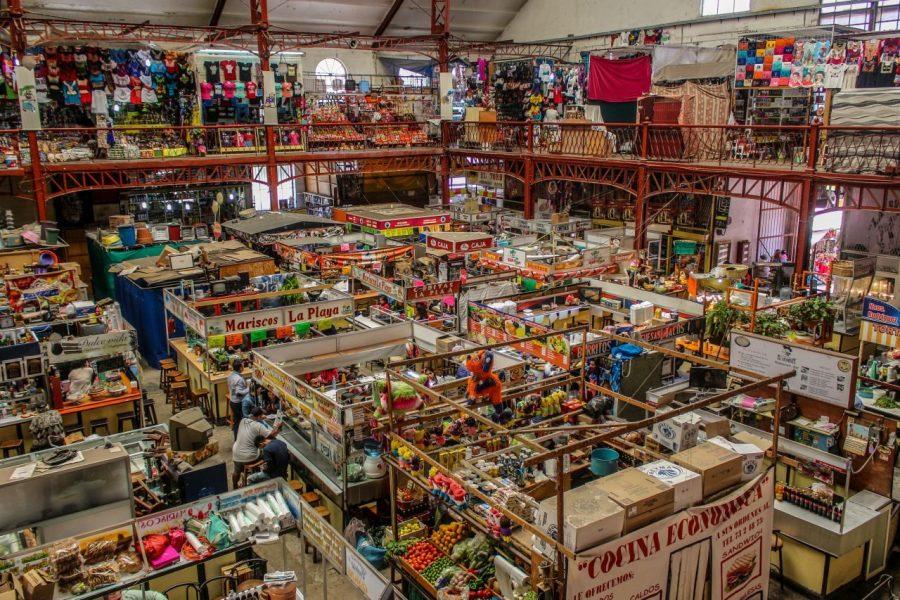 Markthalle in Guanajuato