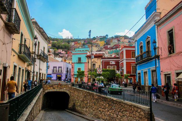 Tunnel in Guanajuato