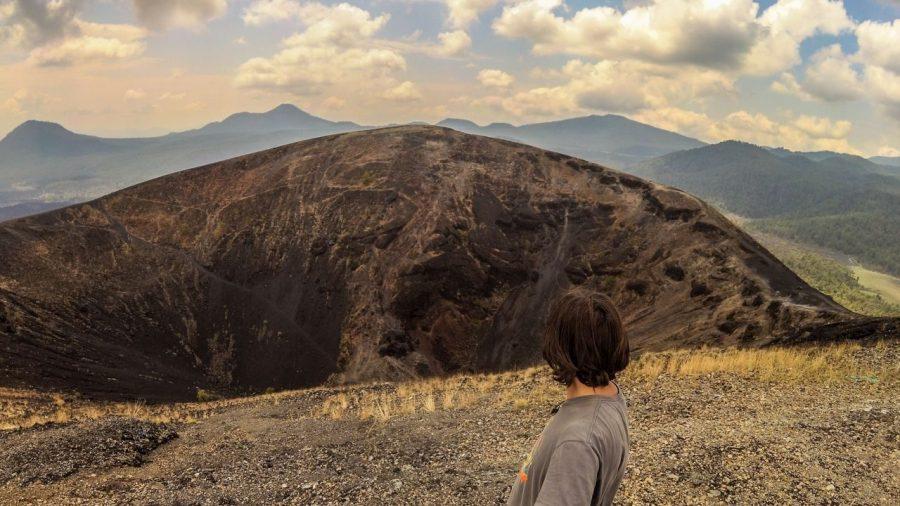 Der Krater vom Paricutin