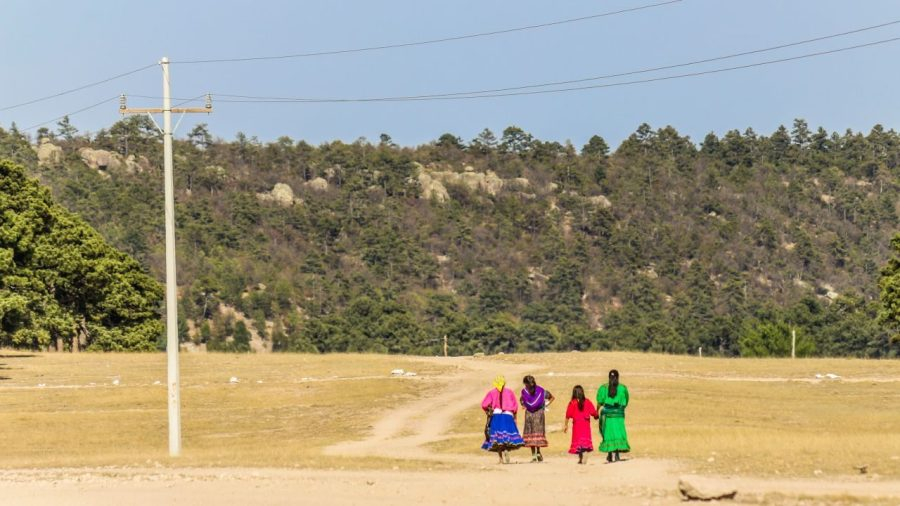 Tarahumara bei Creel