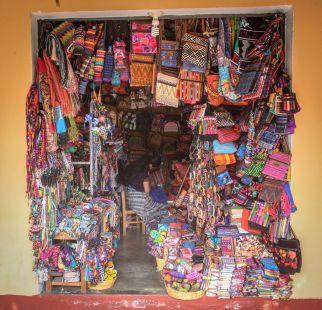 Markt in Antigua