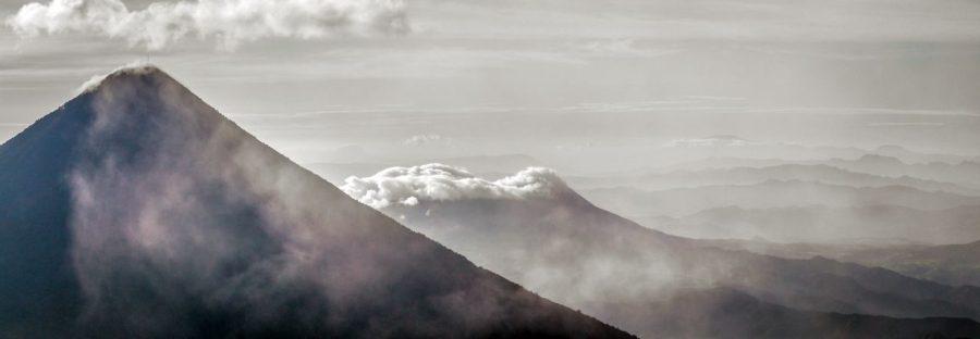 Vulkane bei Antigua